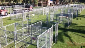Kennels - Animal Enclosure Rental