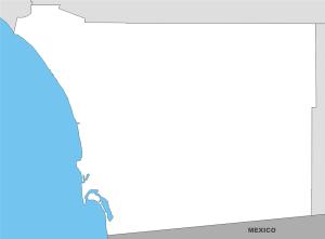 san diego county, ca