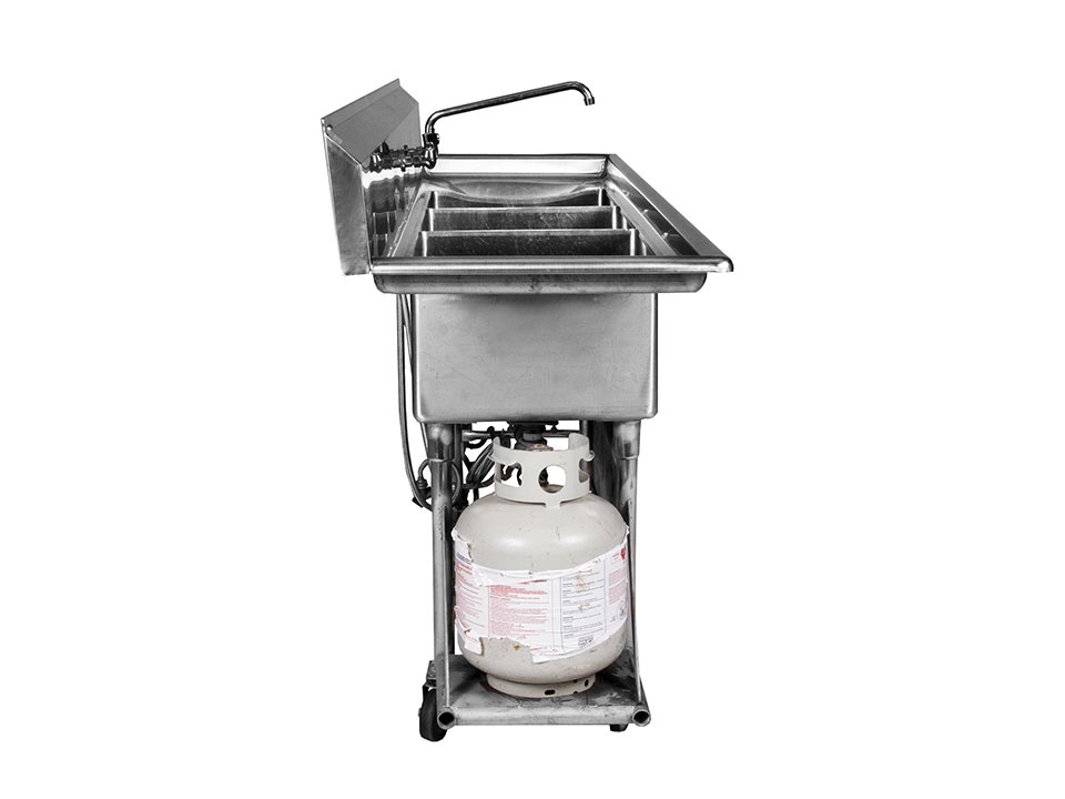 cal-state 3 compartment hot sink rental 02