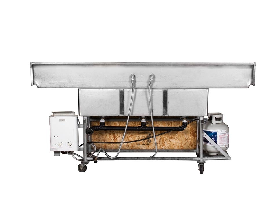 cal-state 3 compartment hot sink rental 03