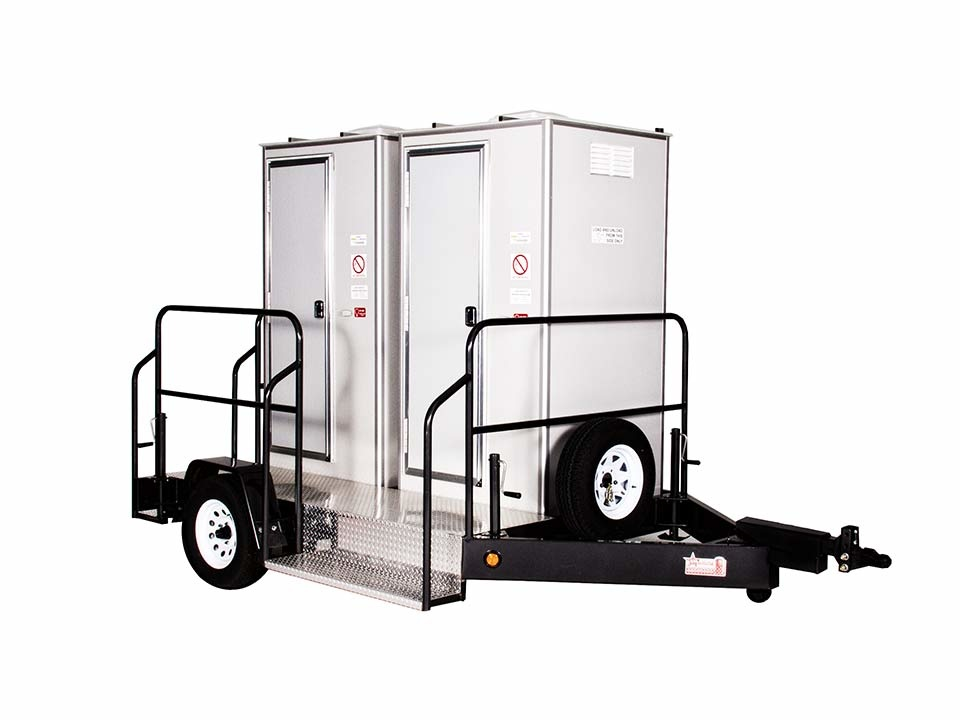 Toilets For Rent : Vip toilet and luxury restroom trailer rental service
