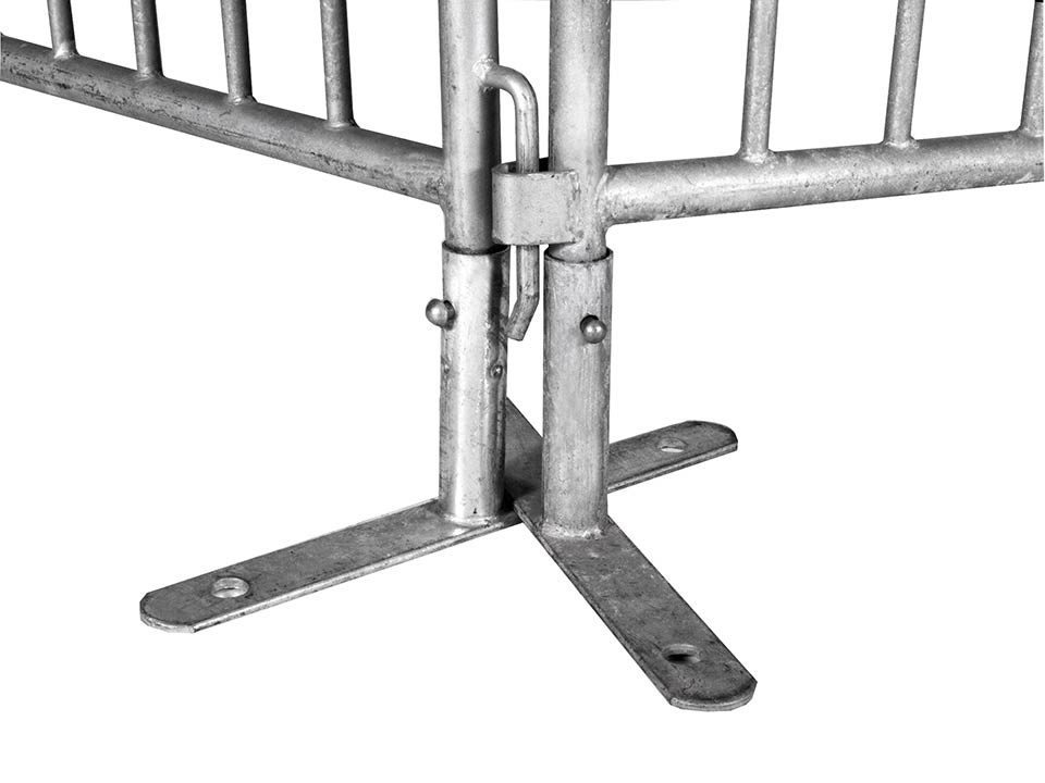 Steel Barricades For Rent