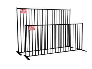 cal-state iron fence rental 02
