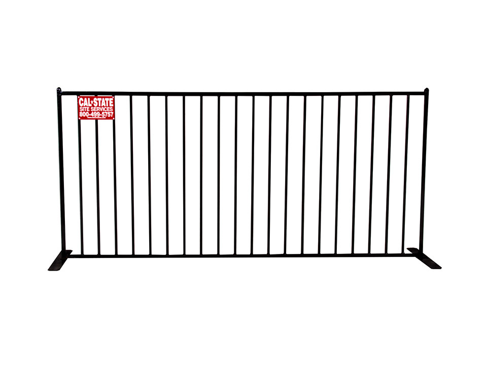 cal-state iron fence rental 04