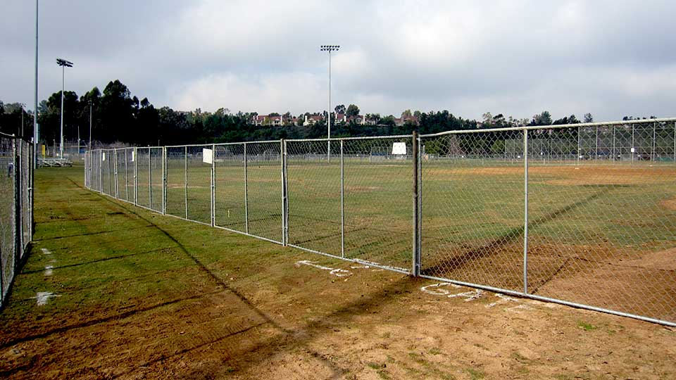 fence rental services