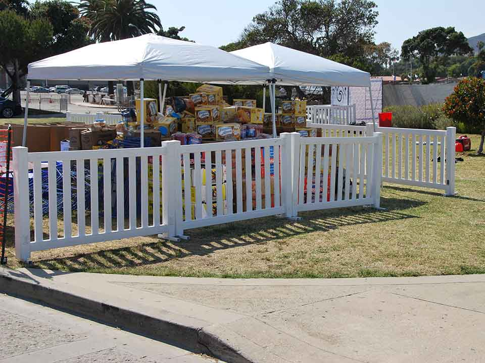 Picket Fence Rental Service