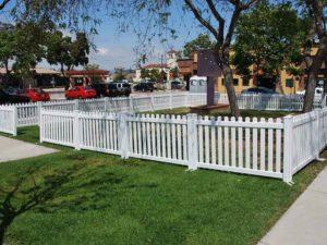 white picket fence rental 01
