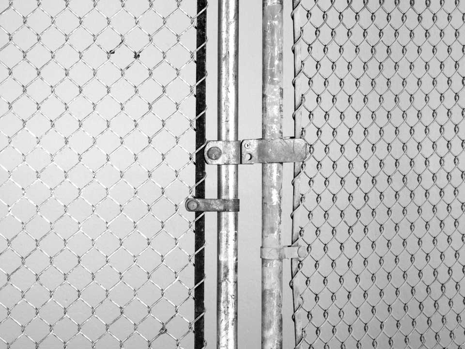 chainlink fence gate rental 03