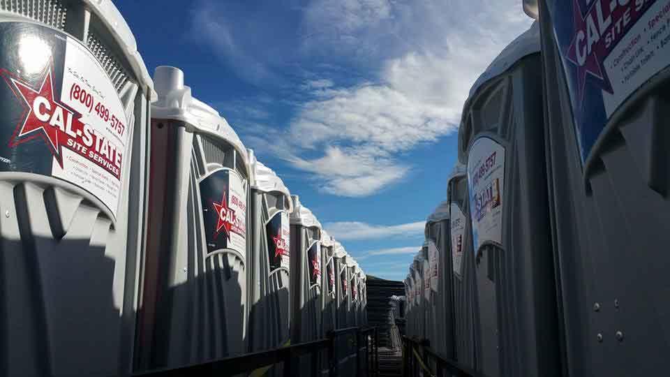 cal-state toilet rentals