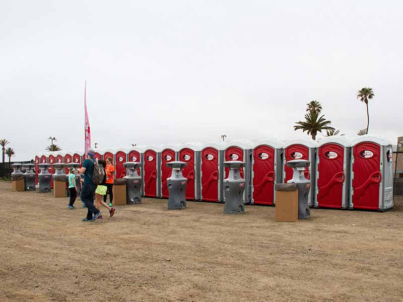 marathon toilets