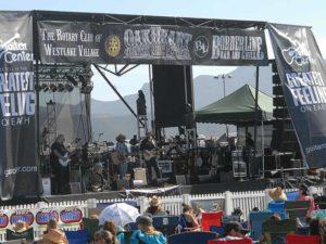 oakheart country music festival picket fence
