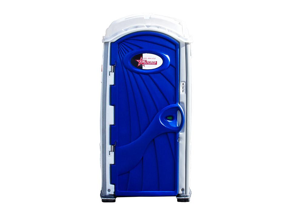 deluxe toilet rental